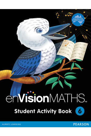 enVisionMATHS - Year 6: Student Activity Book