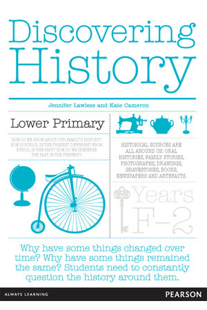 Discovering History - Lower Primary: Teacher Resource