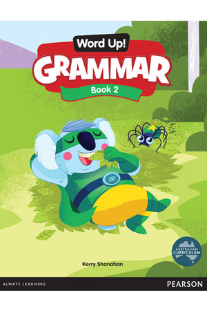 Word Up! Grammar - Book 2