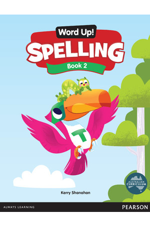 Word Up! Spelling - Book 2
