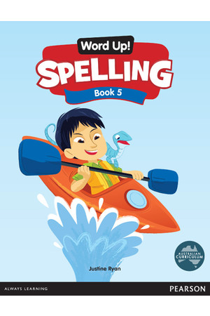 Word Up! Spelling - Book 5