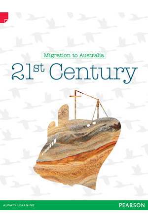 Discovering History - Upper Primary: 21st Century (Migration To Australia)