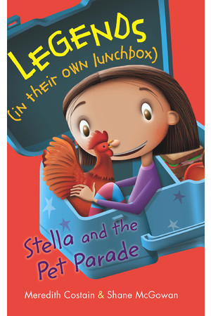 Legends in their own Lunchbox - Set 1: Stella and the Pet Parade