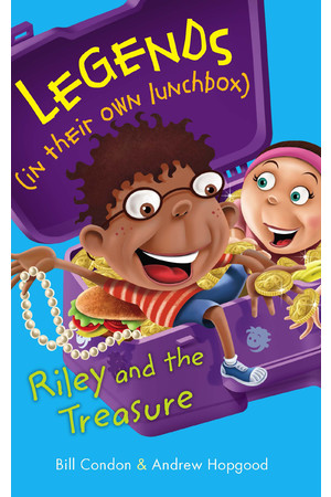 Legends in their own Lunchbox - Set 3: Riley and the Treasure