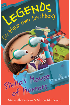 Legends in their own Lunchbox - Set 3: Stella's House of Horrors