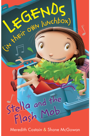 Legends in their own Lunchbox - Set 3: Stella and the Flash Mob