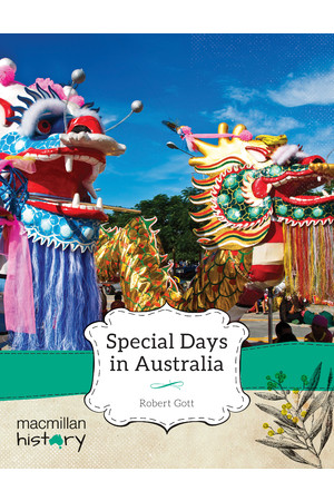 Macmillan History - Year 3: Non-Fiction Topic Book - Special Days in Australia (Pack of 6)