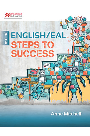 VCE English/EAL: Steps to Success - Print & eBook