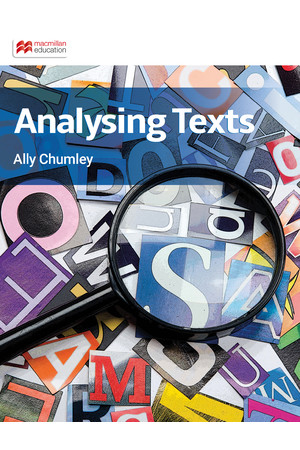 Analysing Texts (Print & Digital)