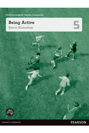 Pearson English Year 5: Being Active - Teacher Companion