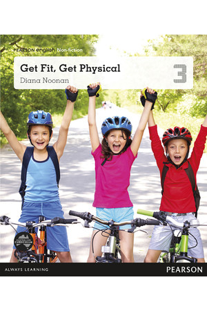 Pearson English Year 3: Healthy Body, Healthy Mind - Non-Fiction Topic Book - Get Fit, Get Physical