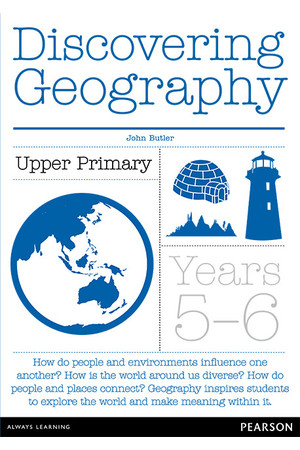Discovering Geography - Upper Primary: Teacher Resource Book