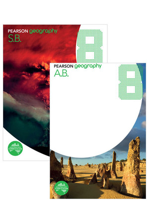 Pearson Geography 8 - Value Pack