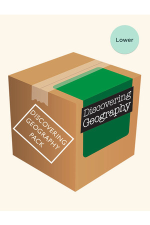 Discovering Geography - Lower Primary: Pack