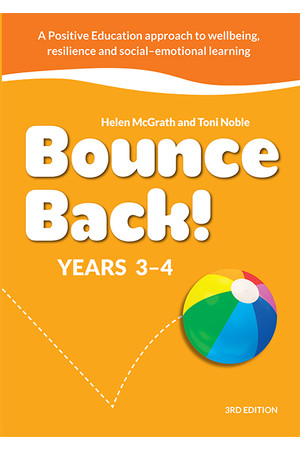 Bounce Back! Years 3-4 (3rd Edition)
