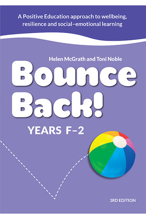 Bounce Back! Years K-2 (3rd Edition)