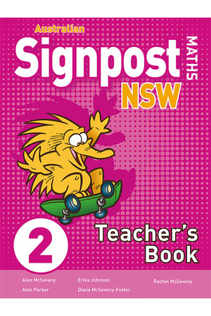 Australian Signpost Maths NSW (Second Edition) - Teacher's Book: Year 2