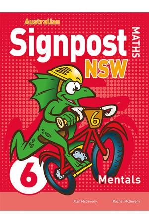 Australian Signpost Maths NSW (Second Edition) - Mentals Book: Year 6