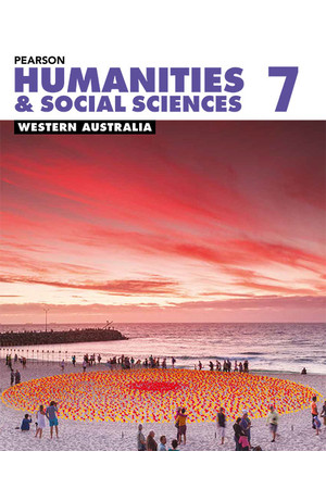 Pearson Humanities & Social Sciences Western Australia 7 - Student Book & eBook