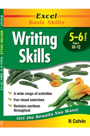 Excel Basic Skills - Writing Skills: Years 5-6