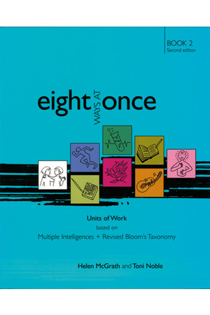 Eight Ways at Once - Book 2