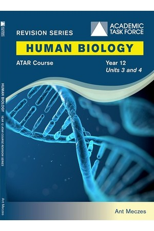 Year 12 ATAR Course Revision Series - Units 3 & 4: Human Biology