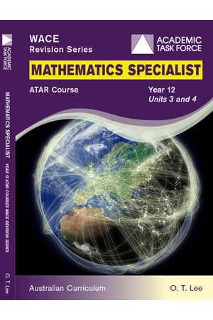 Year 12 ATAR Course Revision Series - Mathematics Specialist