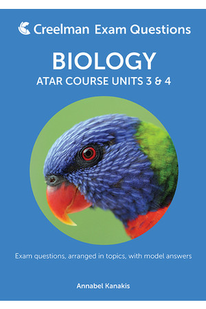 Biology Year 12 ATAR Course Units 3 & 4 - Exam Questions