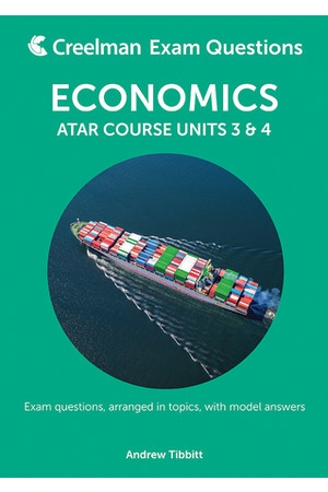 Economics Year 12 ATAR Course Units 3 & 4 - Exam Questions