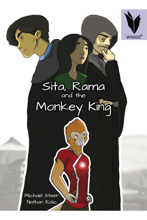 WINGS - Traditional Tales: Sita, Rama and the Monkey King (Level 23)