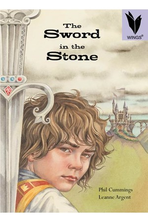 WINGS - Traditional Tales: The Sword in the Stone (Level 22)