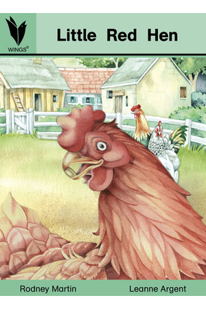 WINGS - Traditional Tales: Little Red Hen (Level 6)
