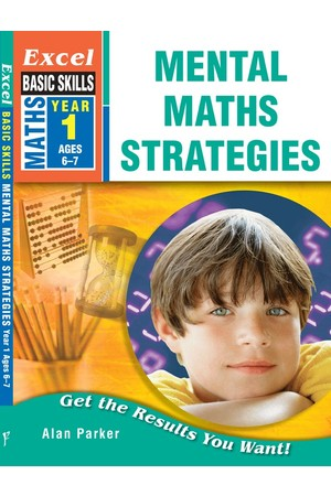 Excel Basic Skills - Mental Maths Strategies: Year 1