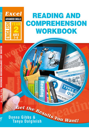Excel Advanced Skills - Reading and Comprehension Workbook: Year 2