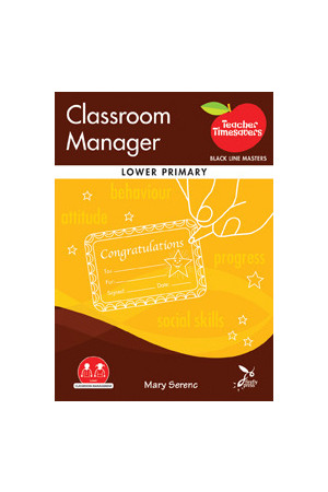 Teacher Timesavers - Classroom Manager (Lower Primary)