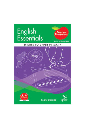 Teacher Timesavers - English Essentials (Middle to Upper Primary)