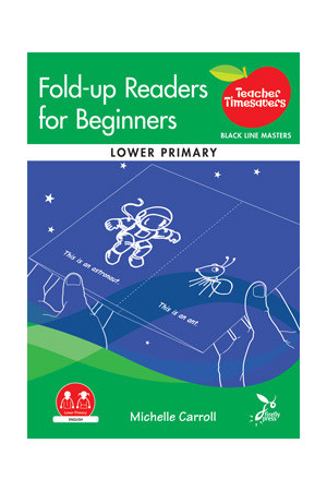 Teacher Timesavers - Fold-Up Readers for Beginners (Lower Primary)