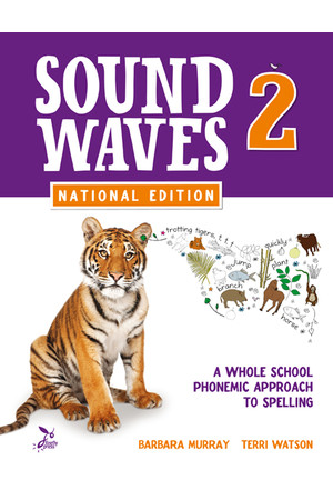 Sound Waves - Student Book: Year 2