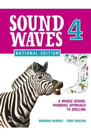 Sound Waves - Student Book: Year 4