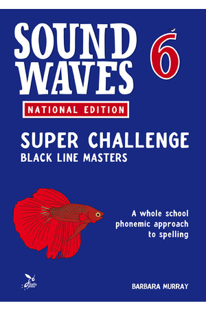 Sound Waves - Super Challenge BLM: Year 6