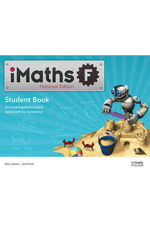 iMaths - Student Book: Foundation