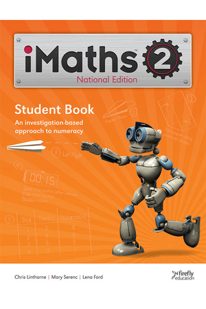 iMaths - Student Book: Year 2