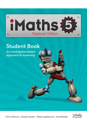iMaths - Student Book: Year 5