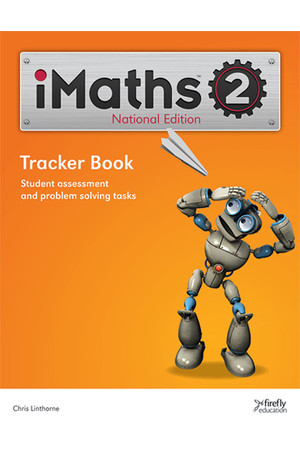 iMaths - Tracker Book: Year 2