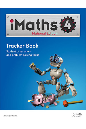 iMaths - Tracker Book: Year 4