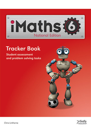iMaths - Tracker Book: Year 6