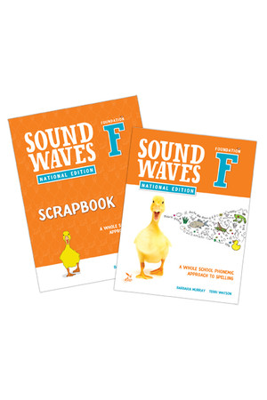 Sound Waves - Student Book: Foundation Pack