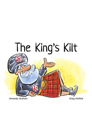 WINGS Phonics – The King's Kilt