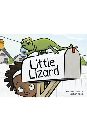 WINGS Phonics – Little Lizard