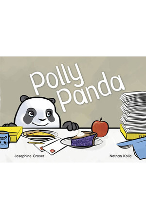 WINGS Phonics – Polly Panda